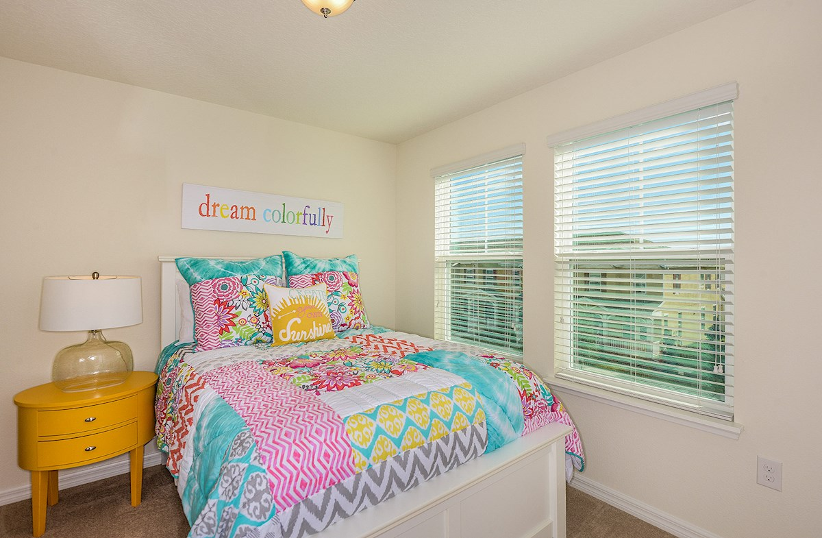 Summerlake Townhomes Augusta spacious bedroom