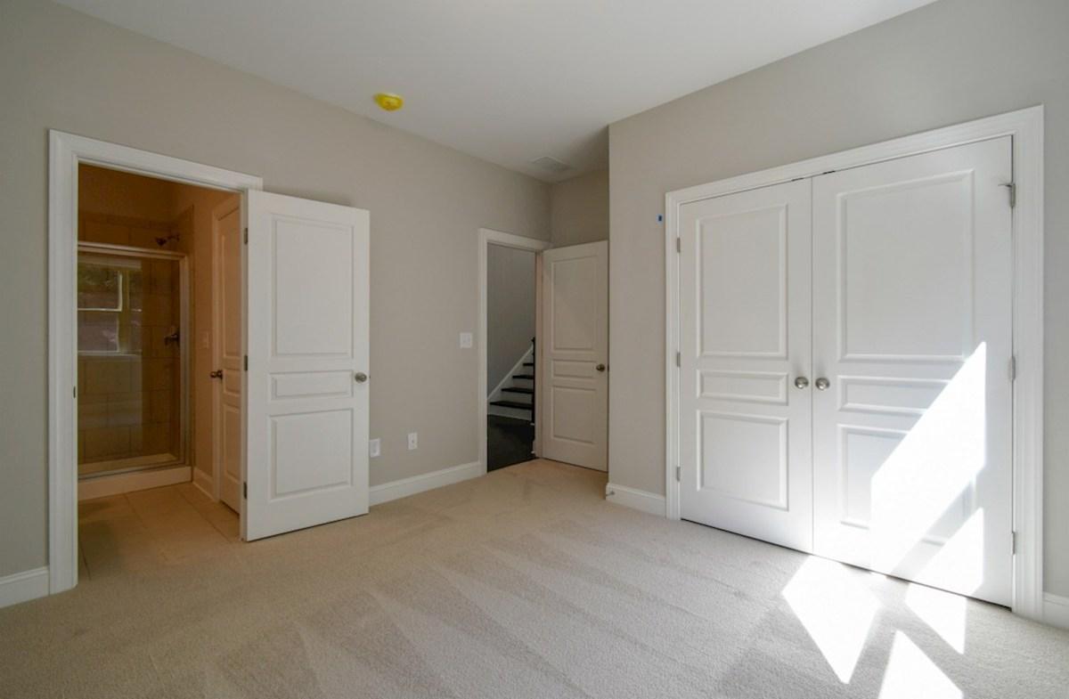 Amelia II quick move-in Main Floor Secondary Bedroom