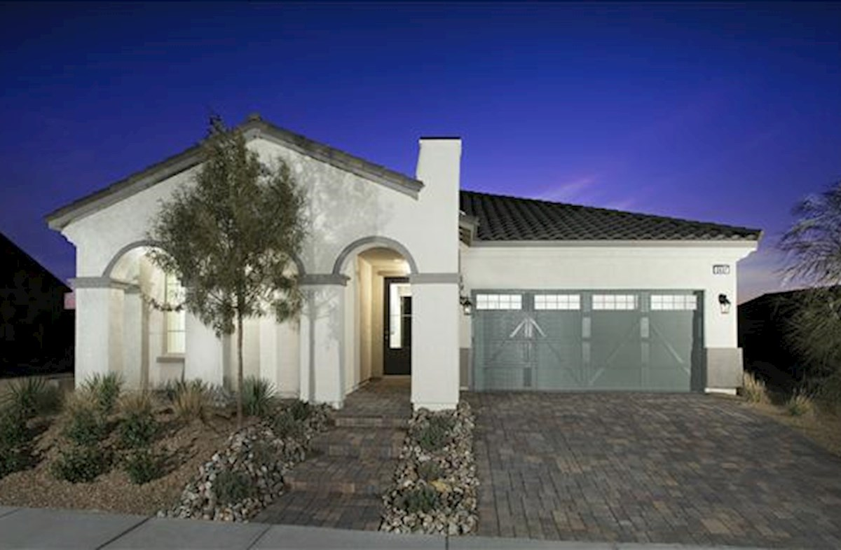 Zion featuring Spanish Colonial exterior