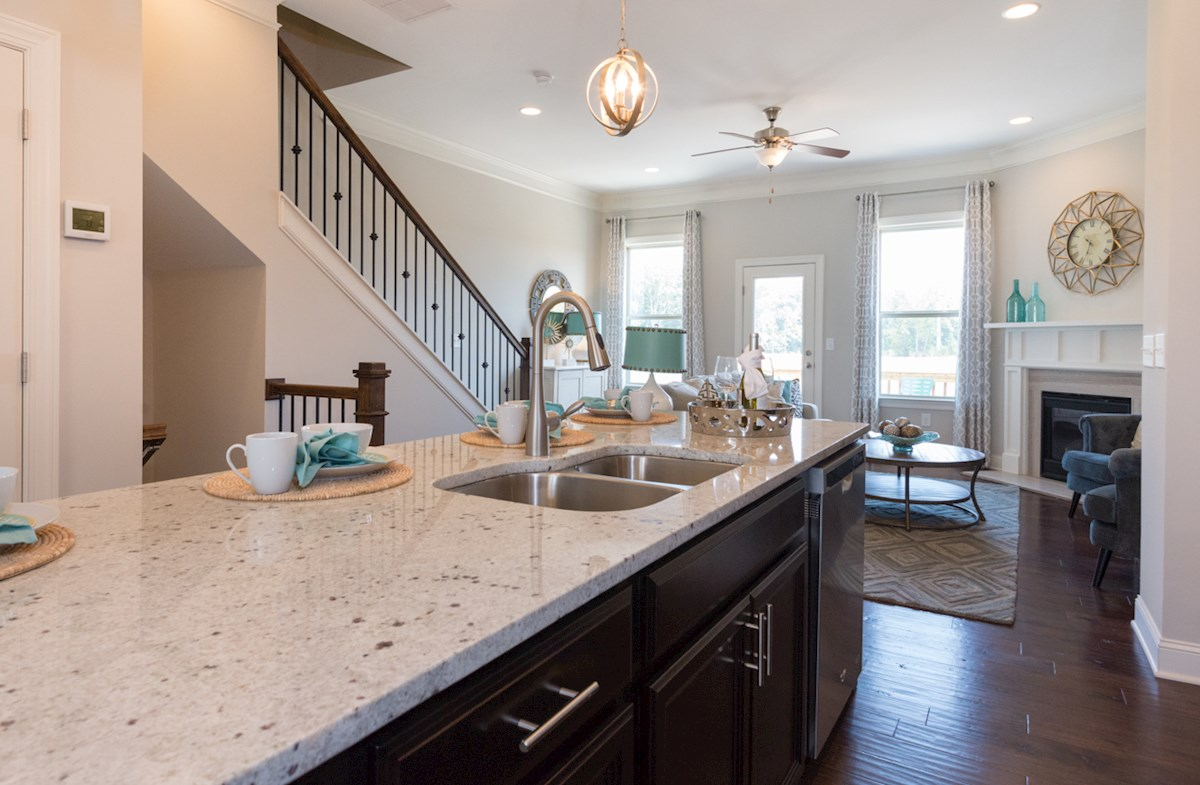 Peachtree Creek Township Ashland Enough space to entertain with ease