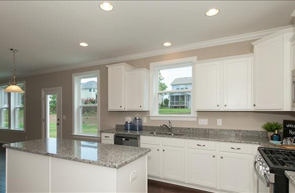 Hillwood Concord elegant kitchen