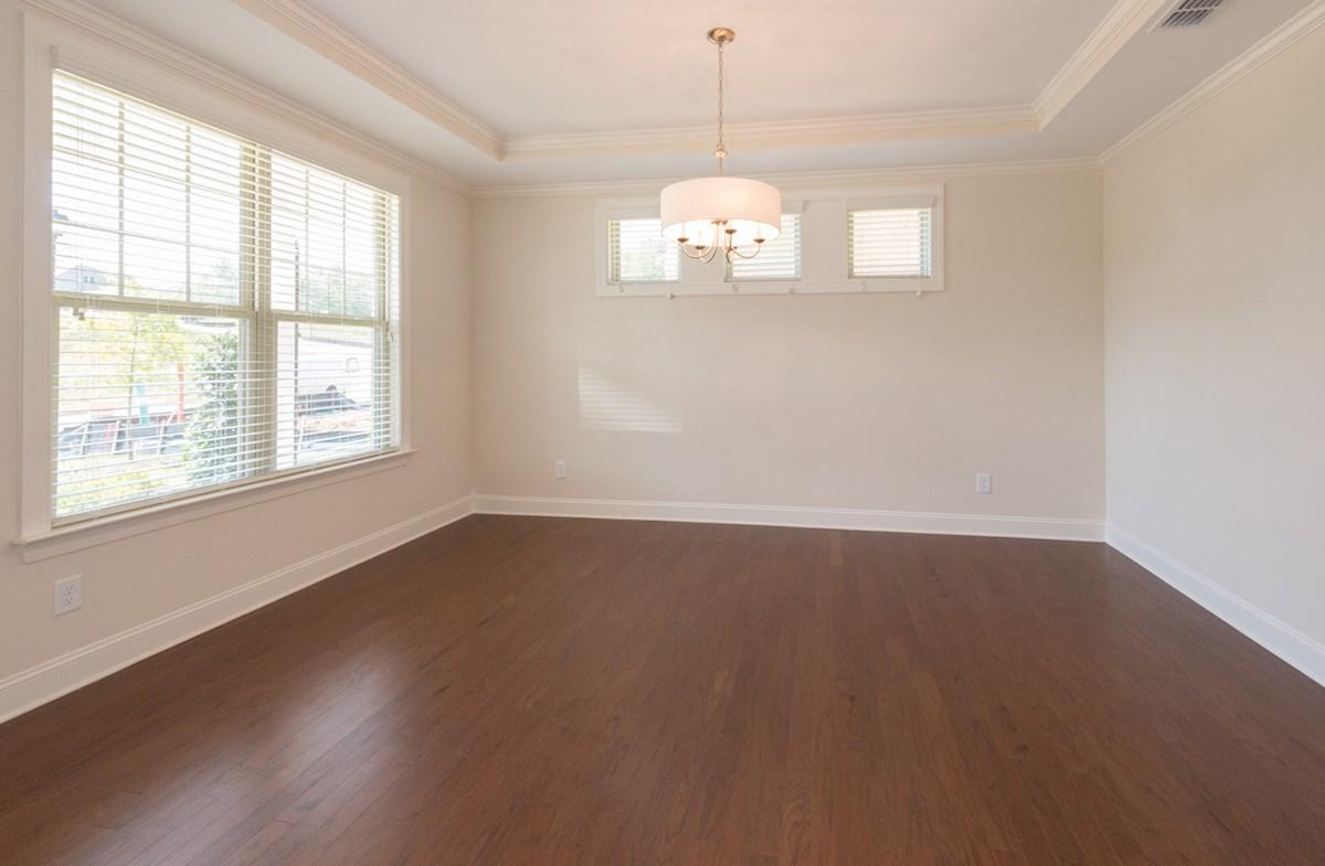 Aspen II quick move-in spacious great room
