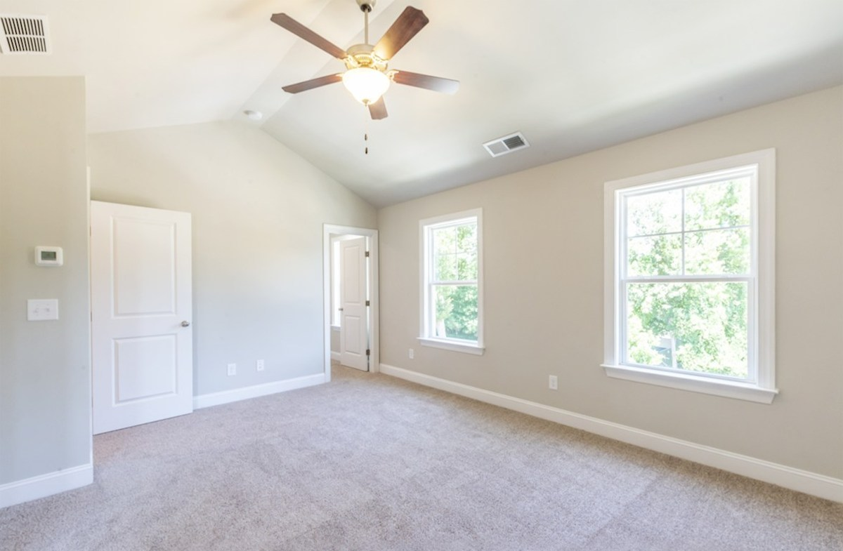 Langley quick move-in Master Bedroom with lots of natural light