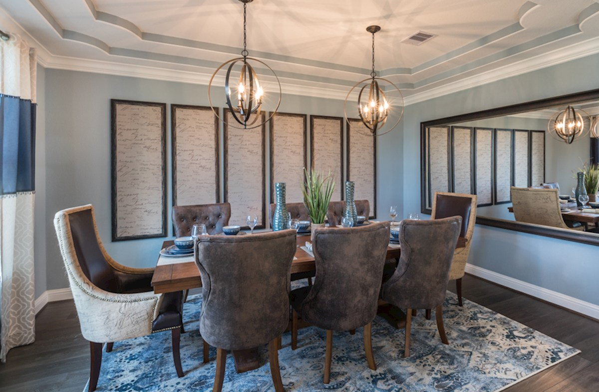 The Gruene Formal Dining Room
