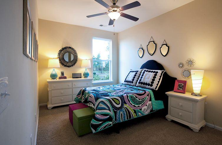 Maybank Village Hamilton roomy secondary bedroom