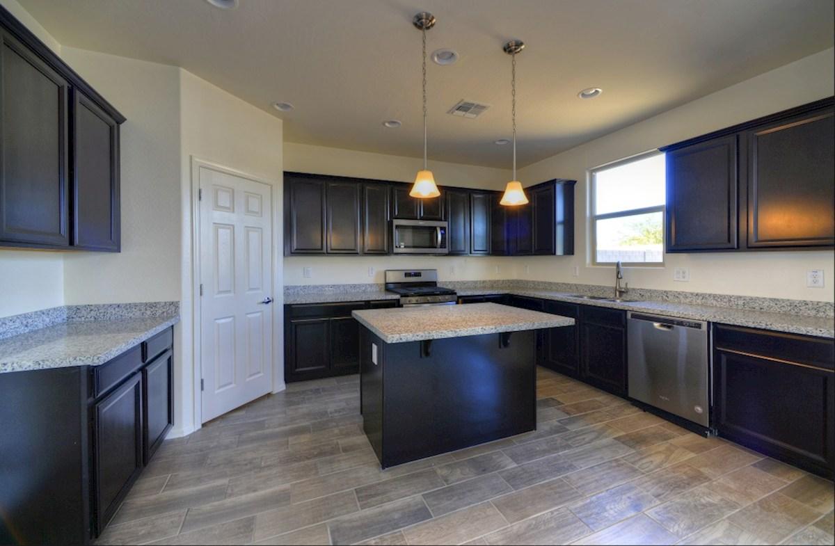 Ashburn quick move-in granite countertops
