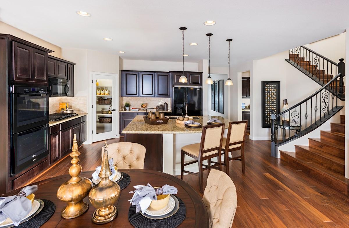 Inspirada Denali Kitchen & Dining Room