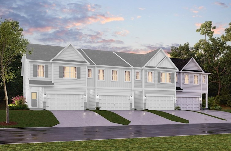 Waverly II Elevation Traditional A