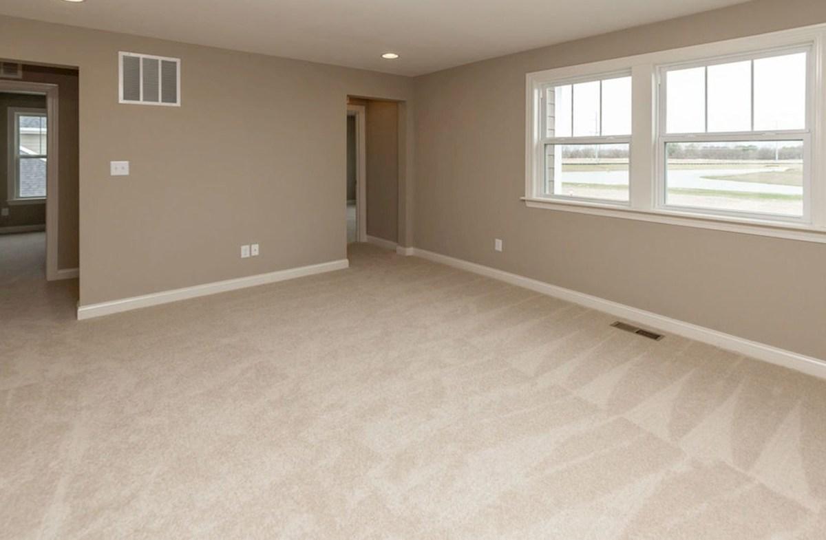 Kessler quick move-in Flexible loft space on the 2nd floor