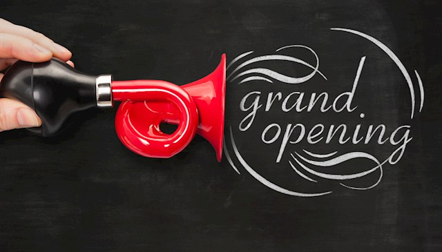 Valencia Grand Opening Contest