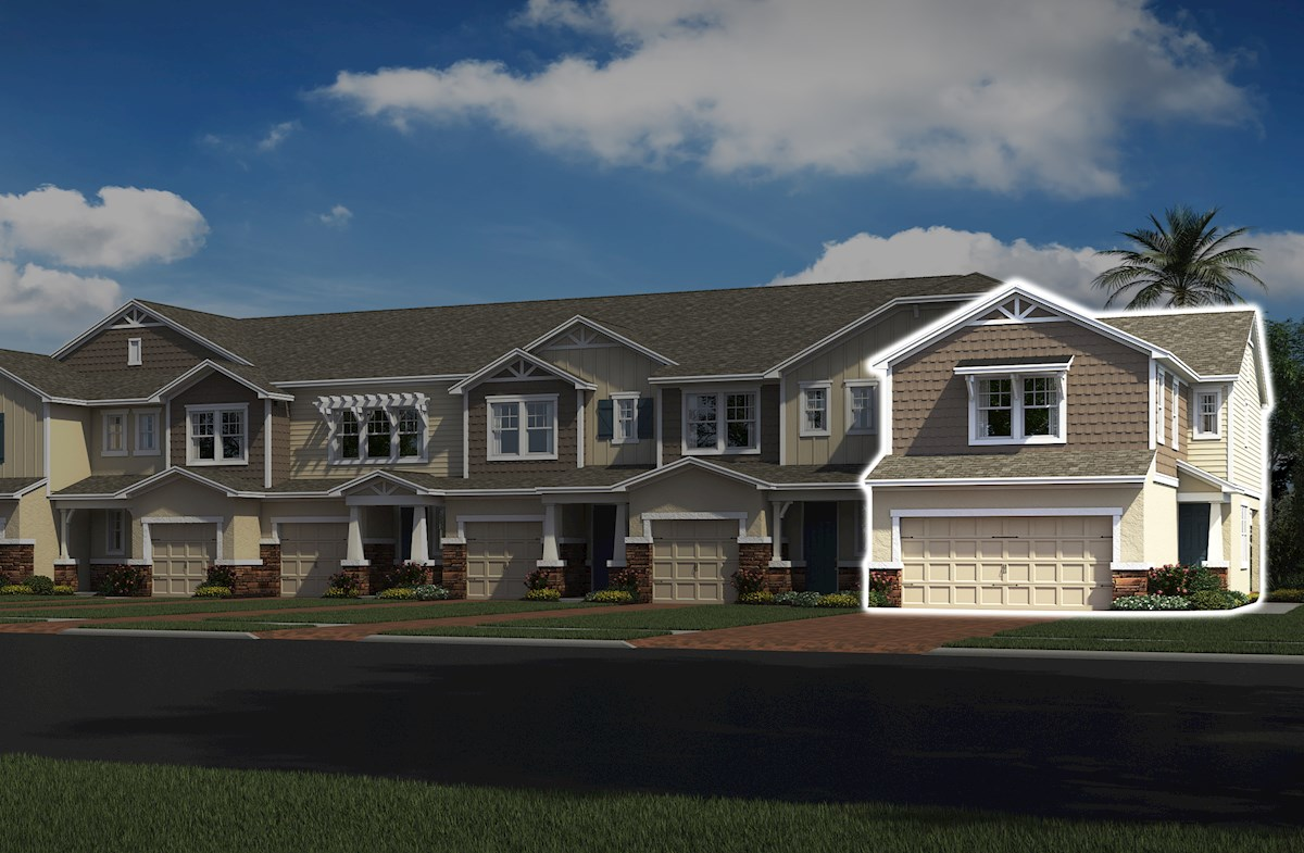 Erie Elevation French Country L