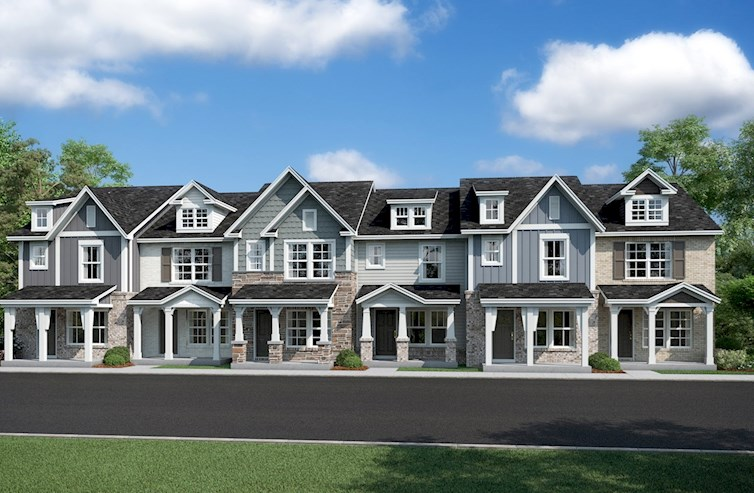 New Townhomes Coming Late 2021