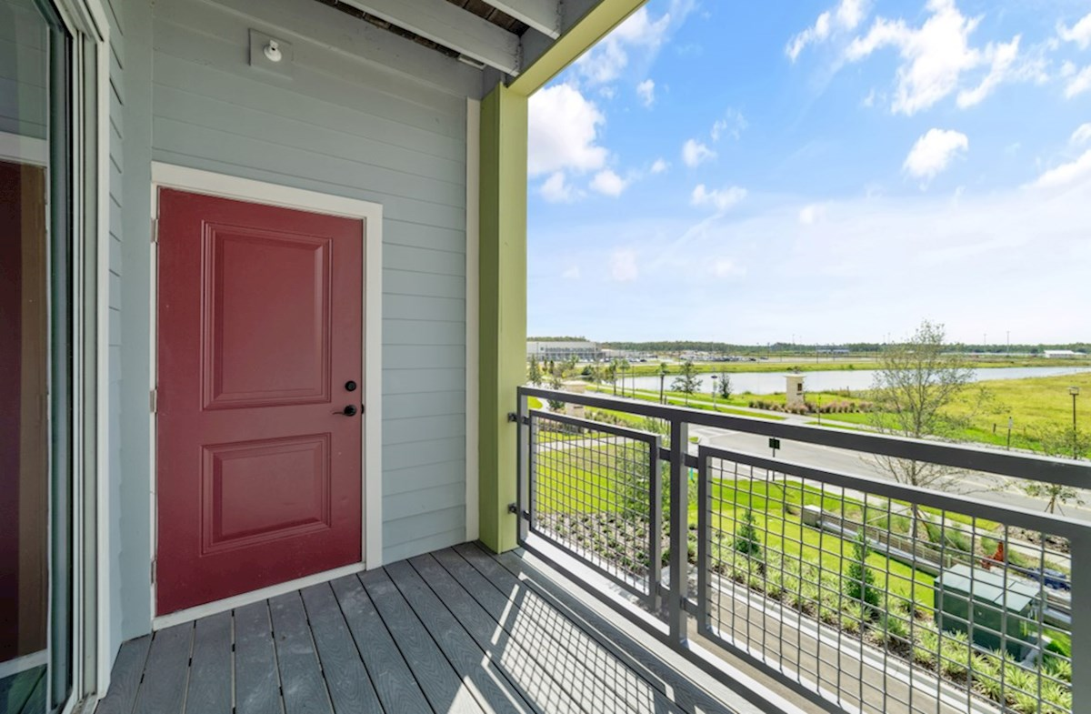 Dogwood quick move-in beautiful lake and walking trail views from balcony