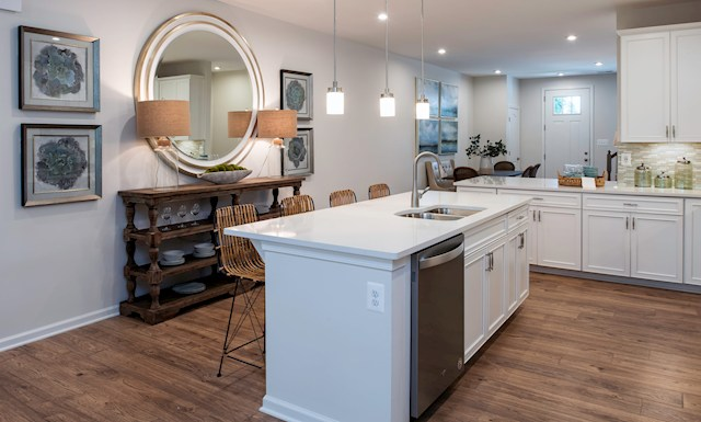 Canby II virtual tour