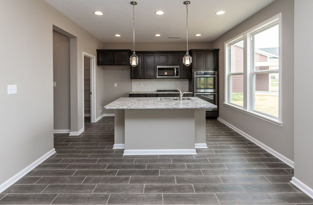 Lawrence quick move-in Gourmet kitchen with quartz countertops