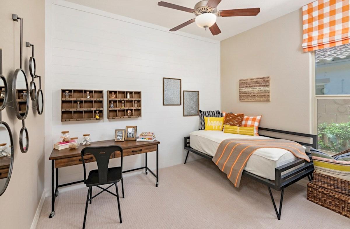 Statler Place at Marley Park Camelback Camelback Model Secondary Bedroom