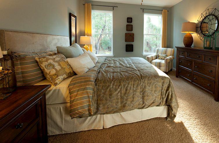 Maybank Village Hamilton cozy master bedroom