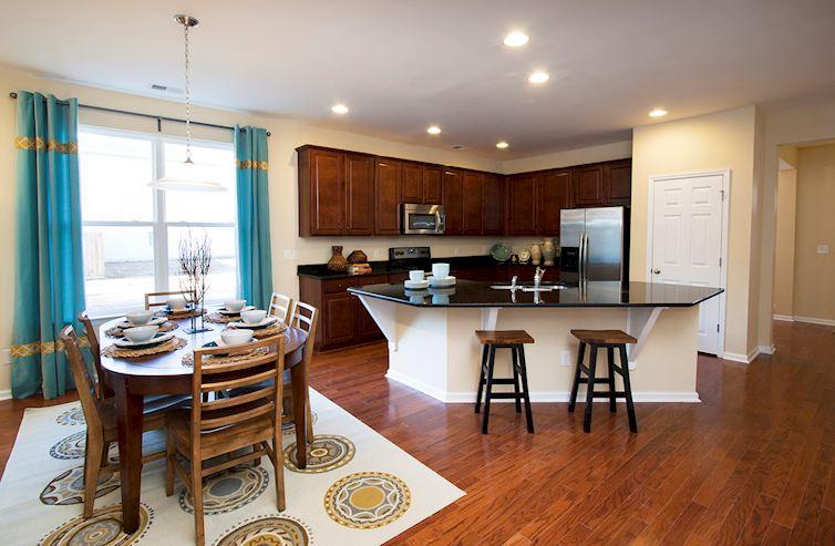 Maybank Village Hamilton spacious kitchen