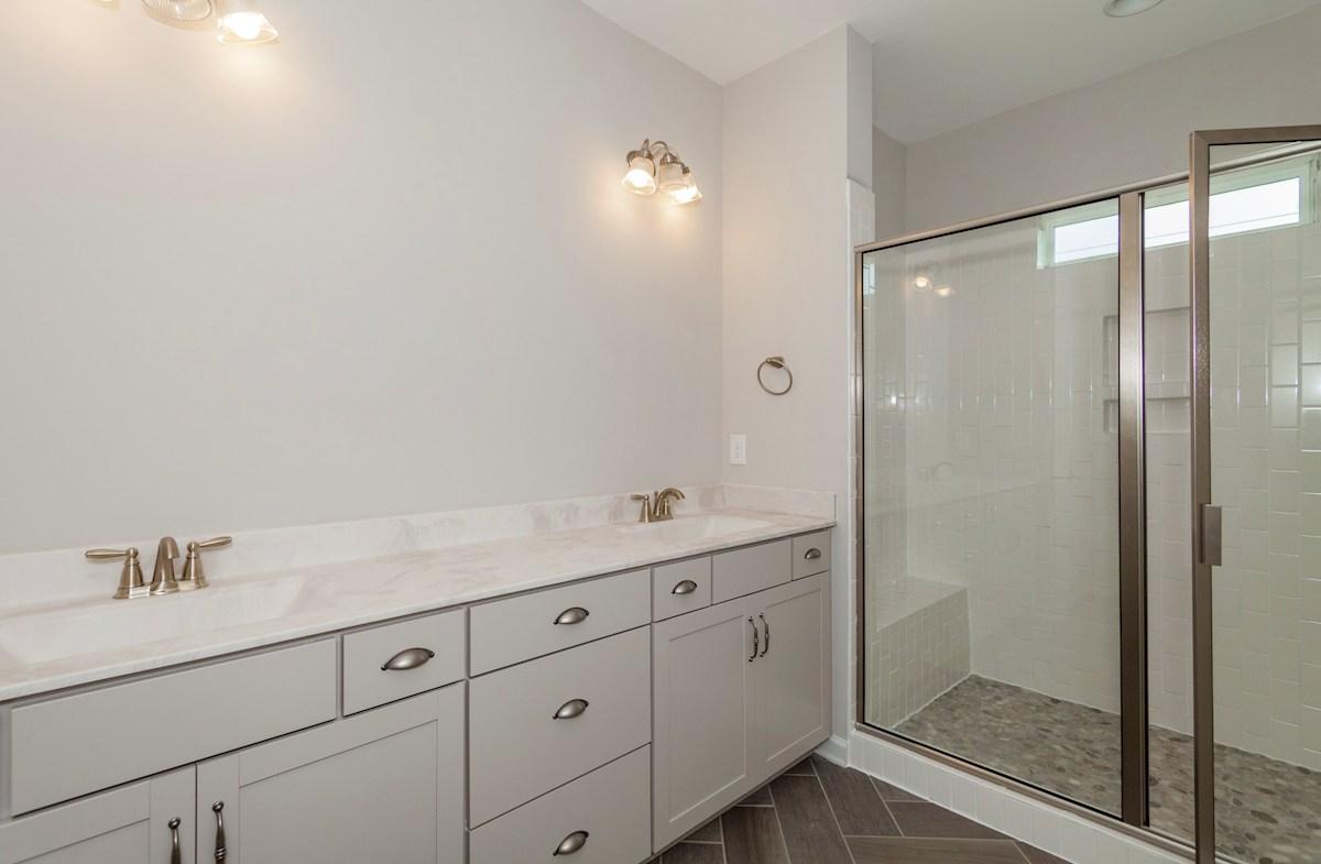 Peak 502 Salem tranquil Choice Master Bathroom
