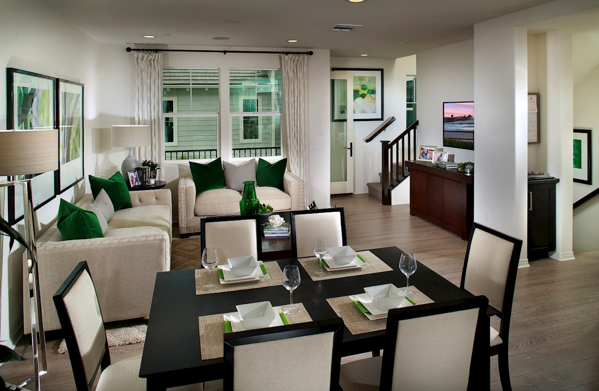 Bayside Landing Sandpiper X (End Unit) plenty of space in great room