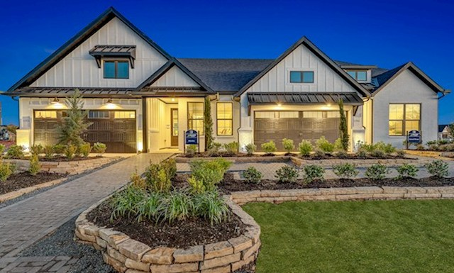 The Messina Model Home