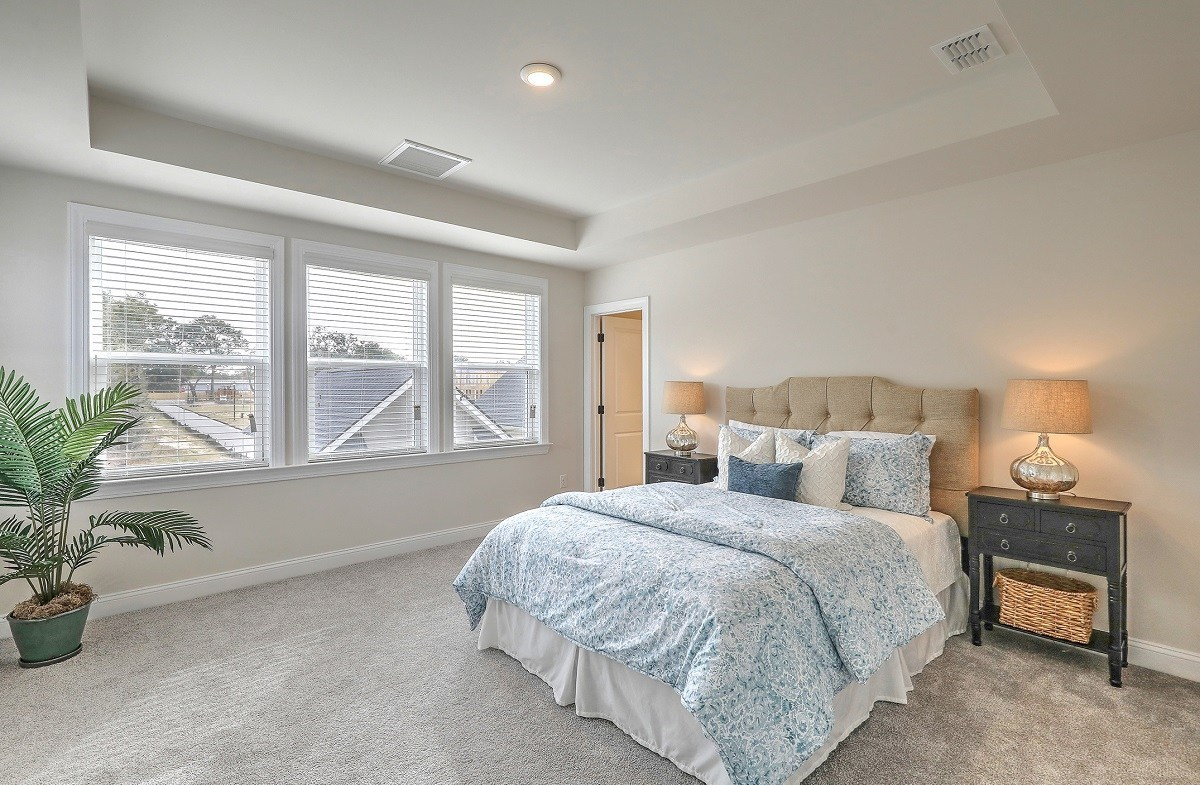 Middleton quick move-in charming master bedroom