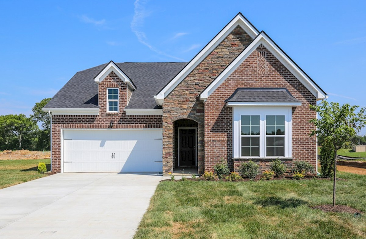 Harper Elevation French Country L quick move-in