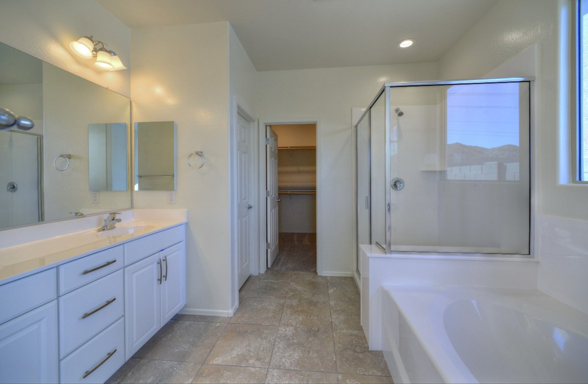 Chaparral quick move-in upgraded tile