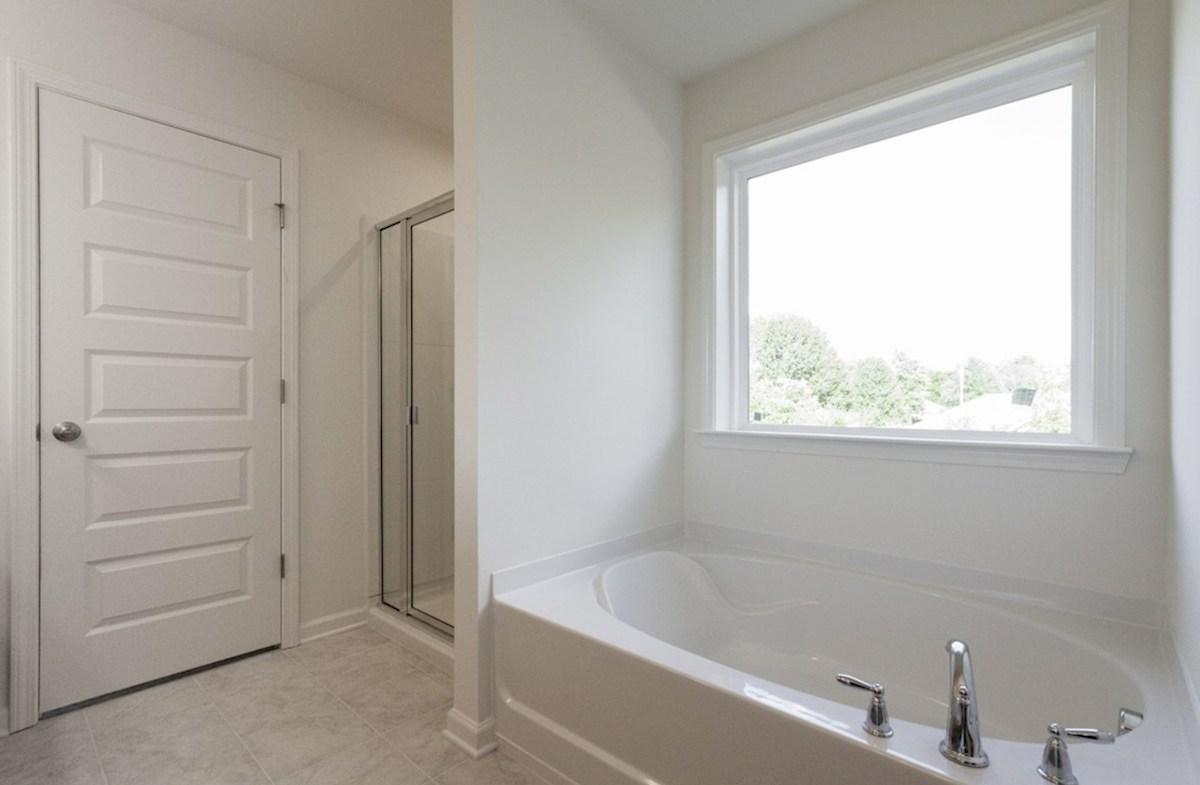 Ashford quick move-in light-filled master bath