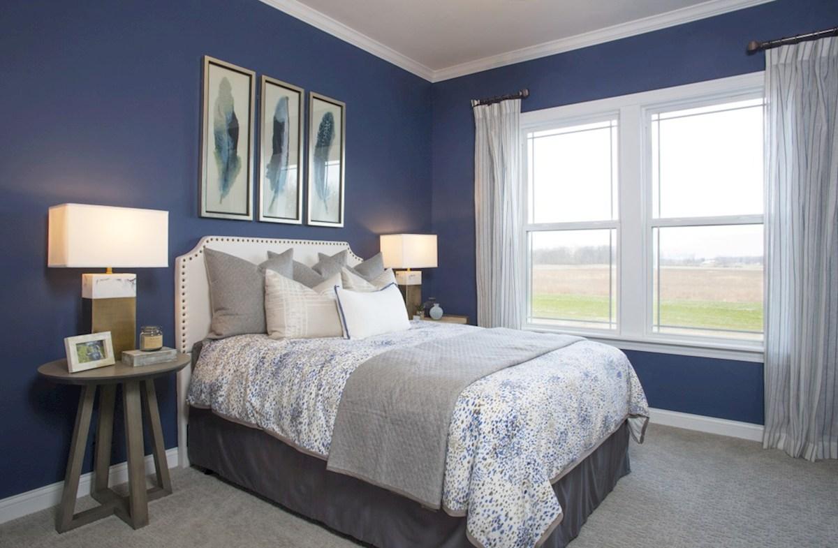 Hampshire Meridian Collection  Tarkington Spacious guest bedrooms