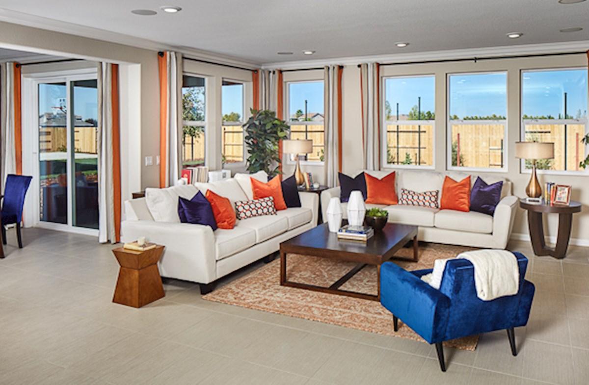 light-filled Shasta great room