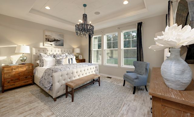 Wilmington master bedroom