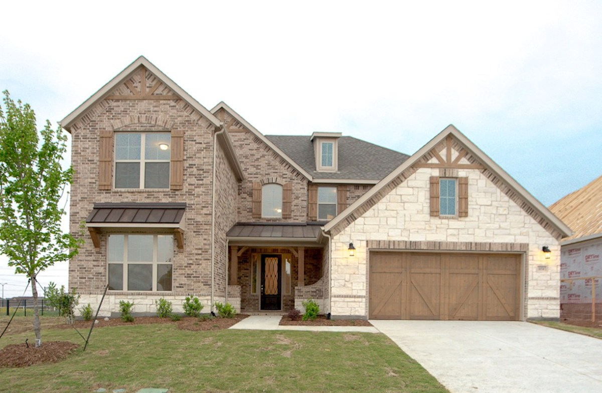 Trinity Elevation French Country L quick move-in