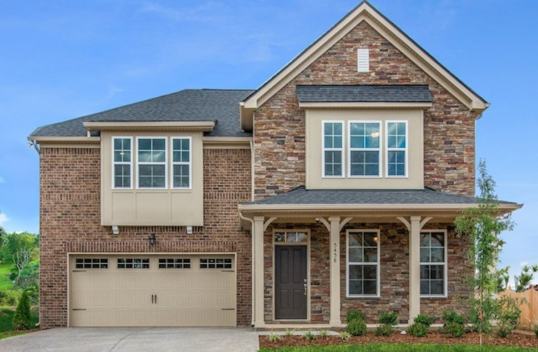 Oxford Elevation French Country M quick move-in