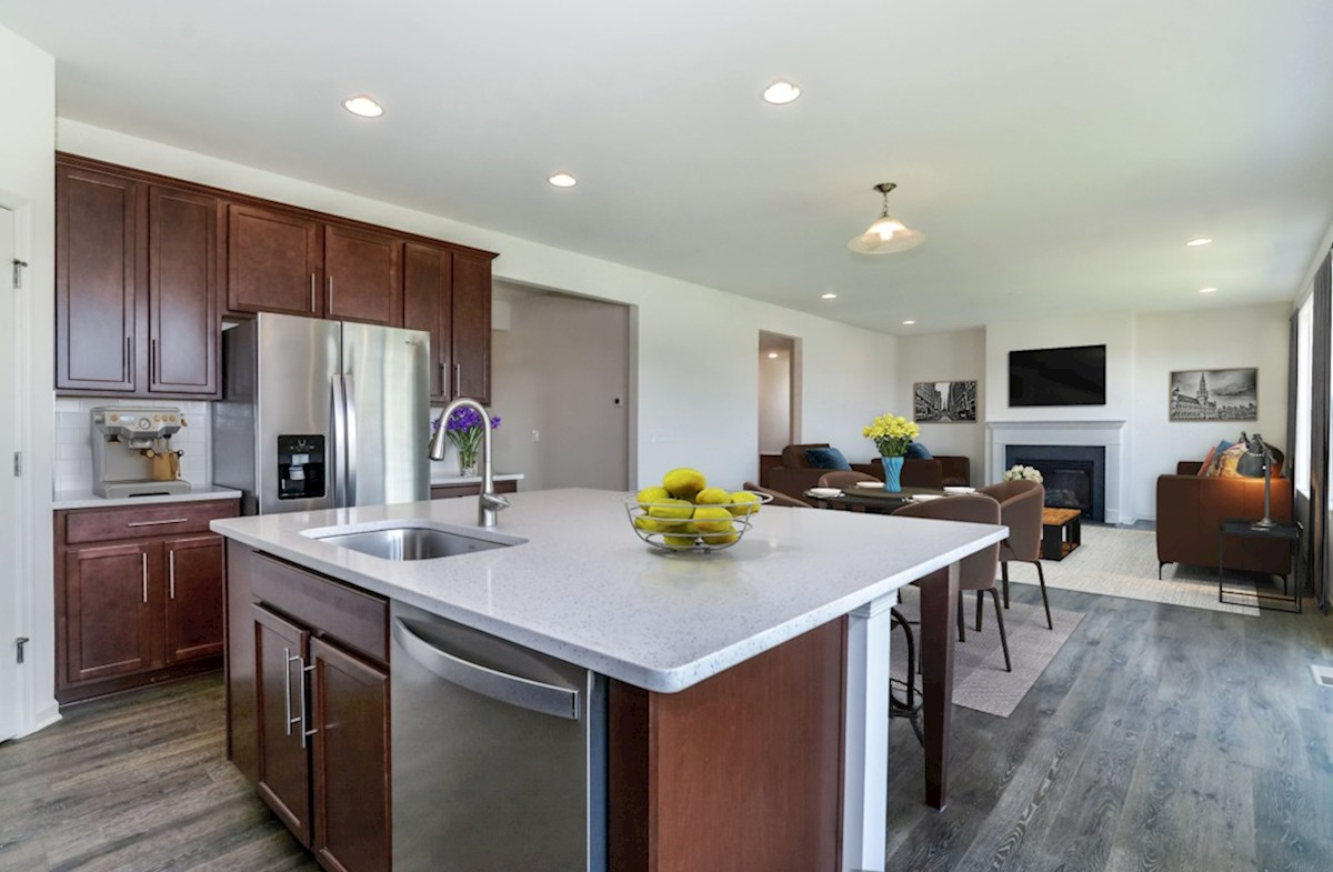 Notting Hill quick move-in open floorplan
