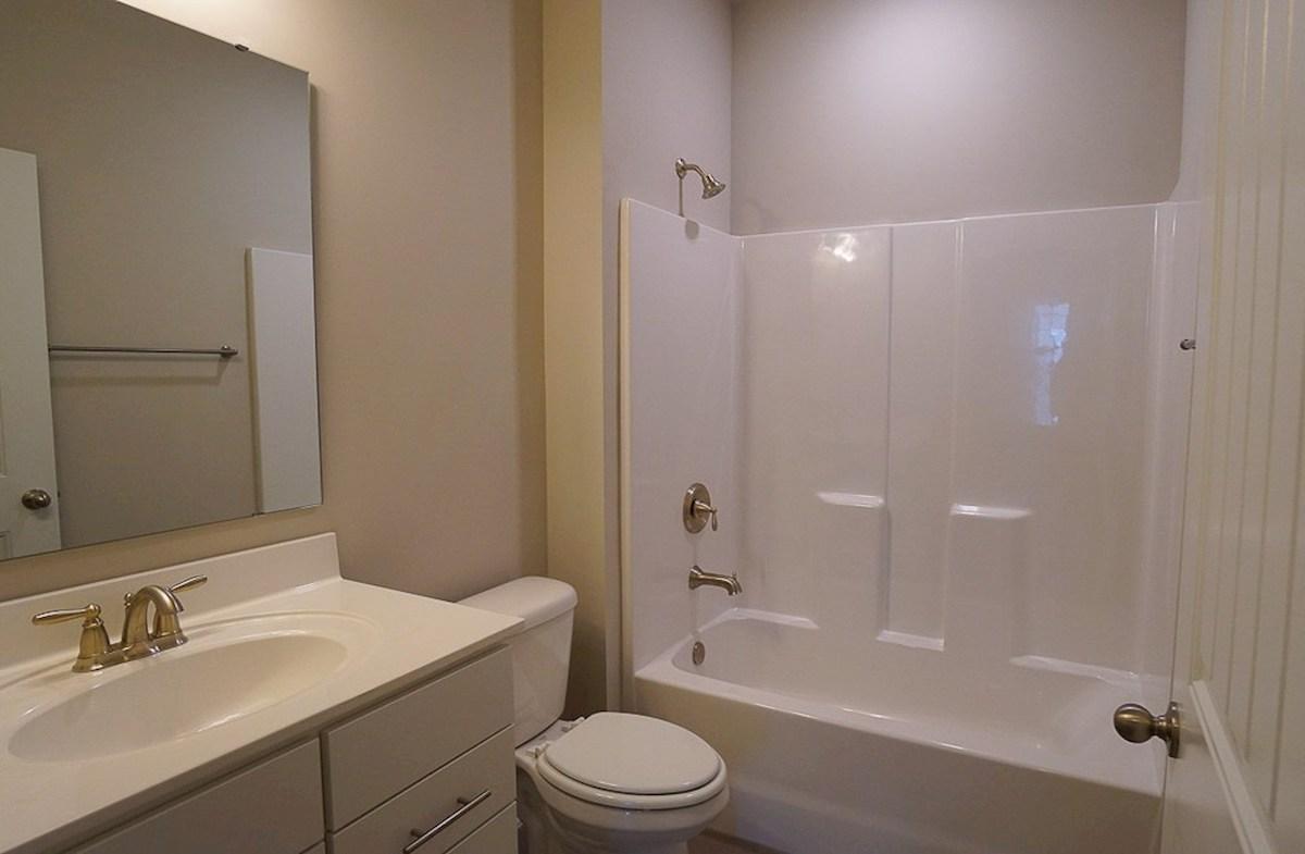 Wisteria quick move-in private secondary bathroom