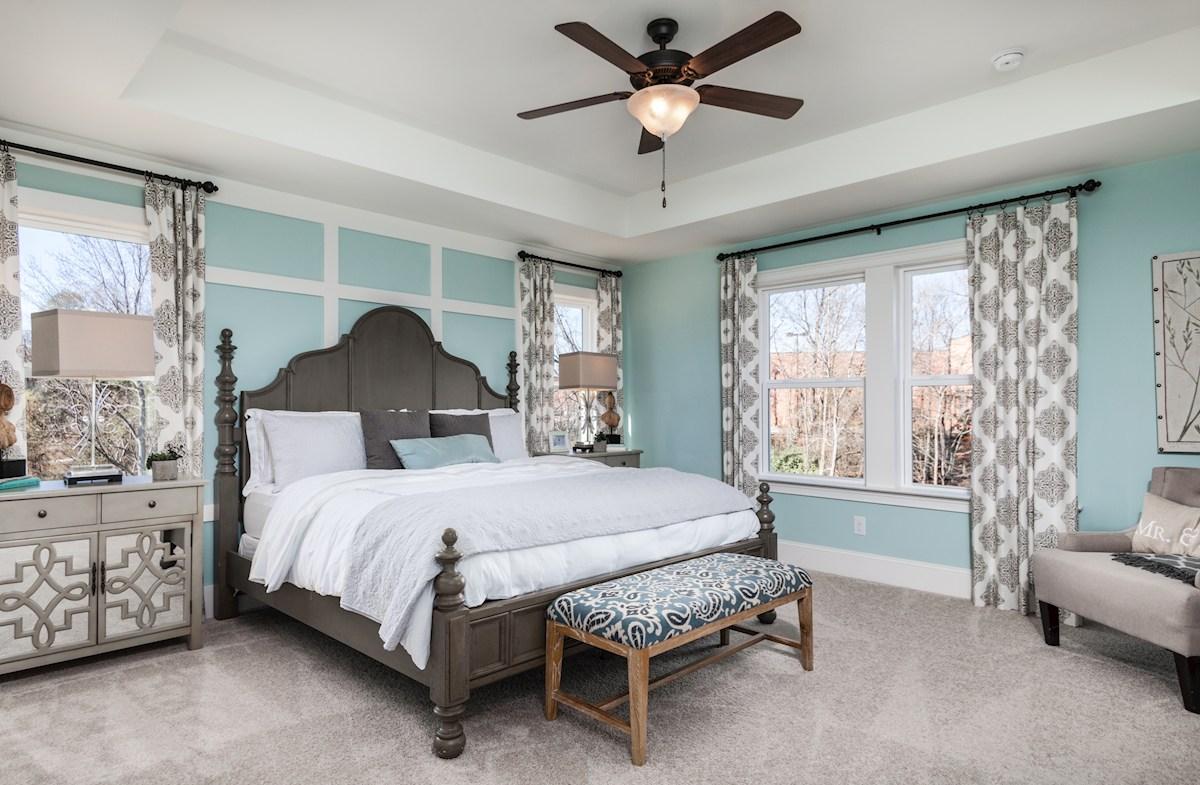 Somerset master bedroom