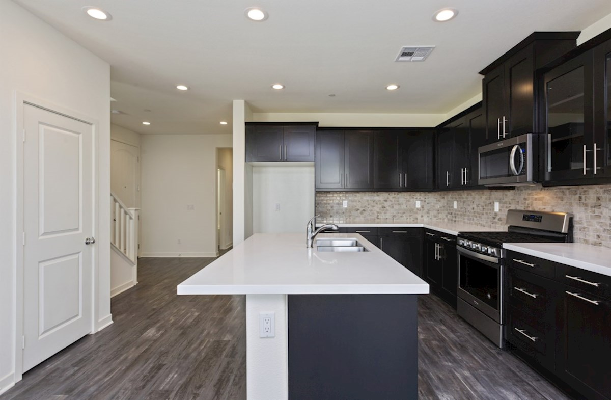 Suncup quick move-in  This  glamorous kitchen  is the central point to create lasting memories catching up on the day's events or throwing the perfect party.