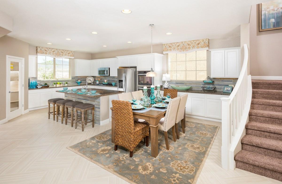 Inspirada Sausalito Dining Room & Kitchen