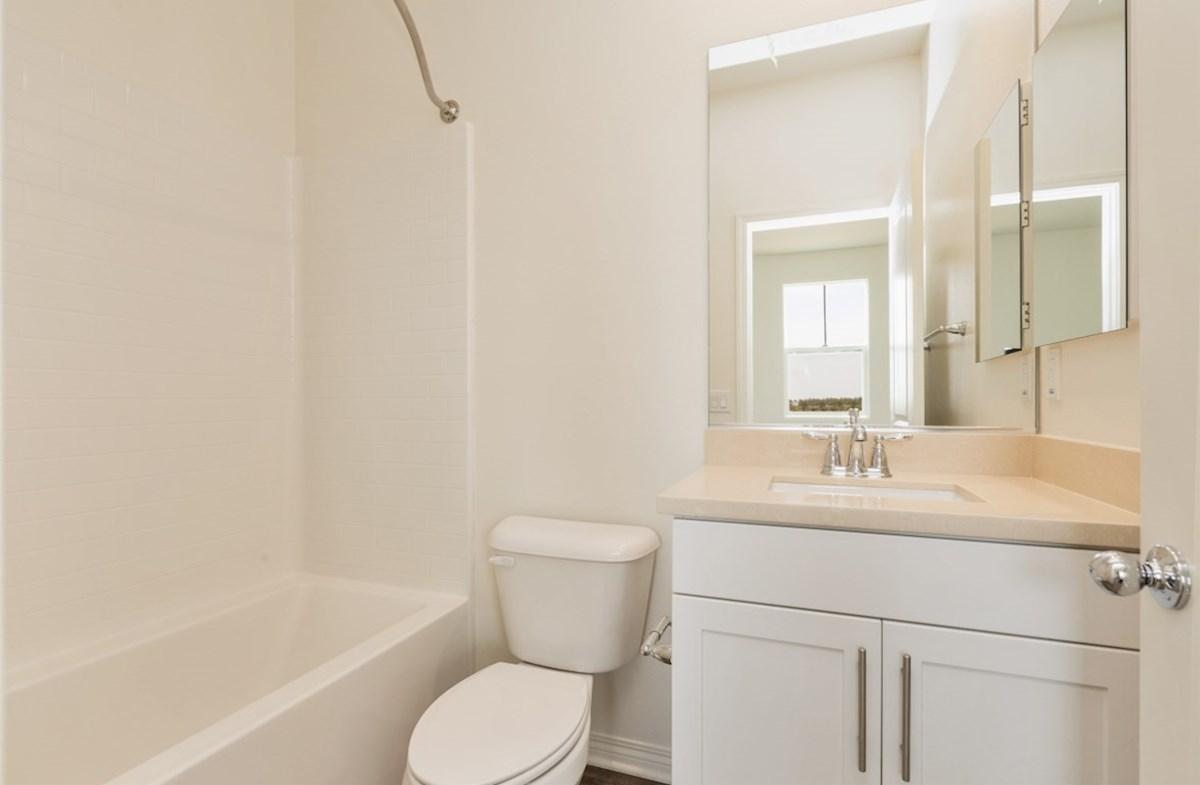 Lark quick move-in Lark secondary bathroom