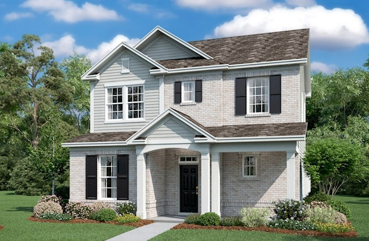 Amberbrook Elevation Traditional L