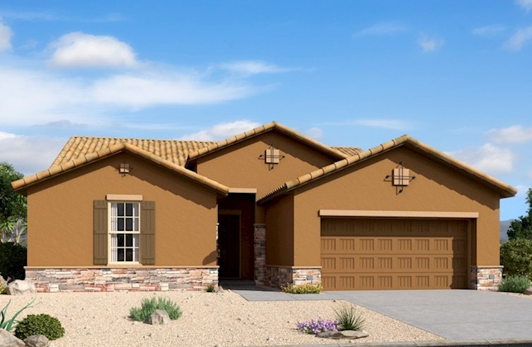 Winslow Elevation Tuscan M