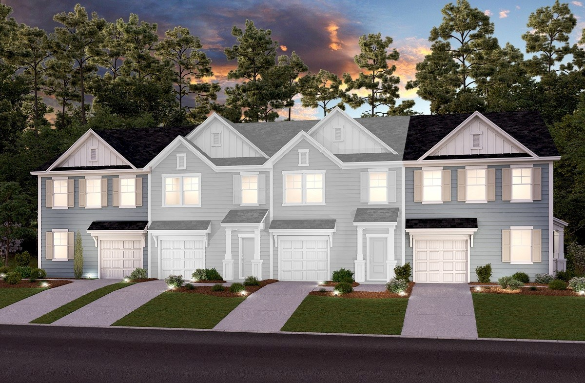 Pineview Home Plan in Hunt Club, Pooler, GA | Beazer Homes - Beazer