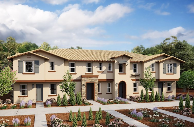 New townhomes grand opening October 20th