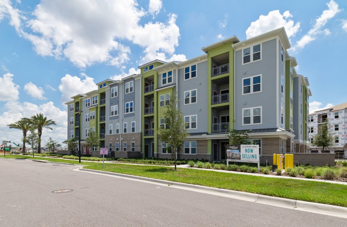Chestnut Elevation Building 1 quick move-in