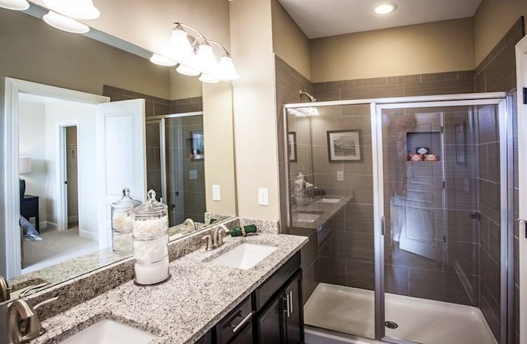 Hadley Township Charleston Beautiful Master Bathroom