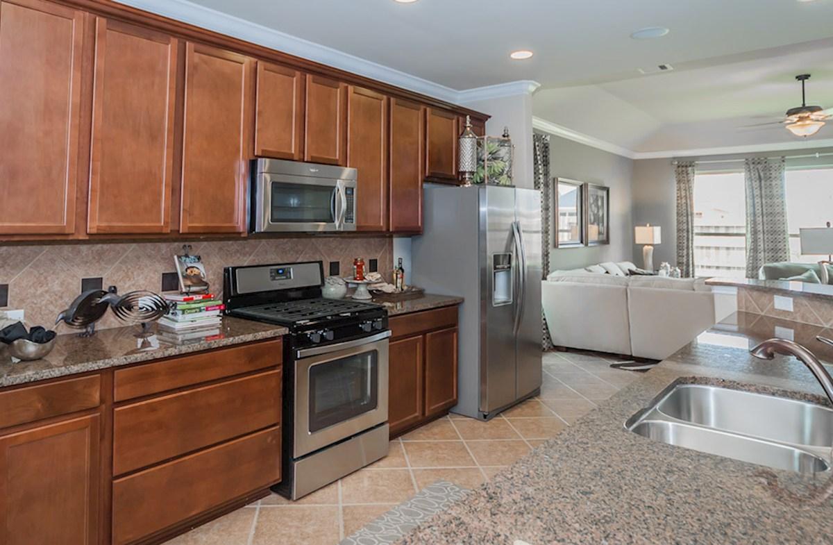 Bonbrook Lakes  Capri spacious Choice kitchen