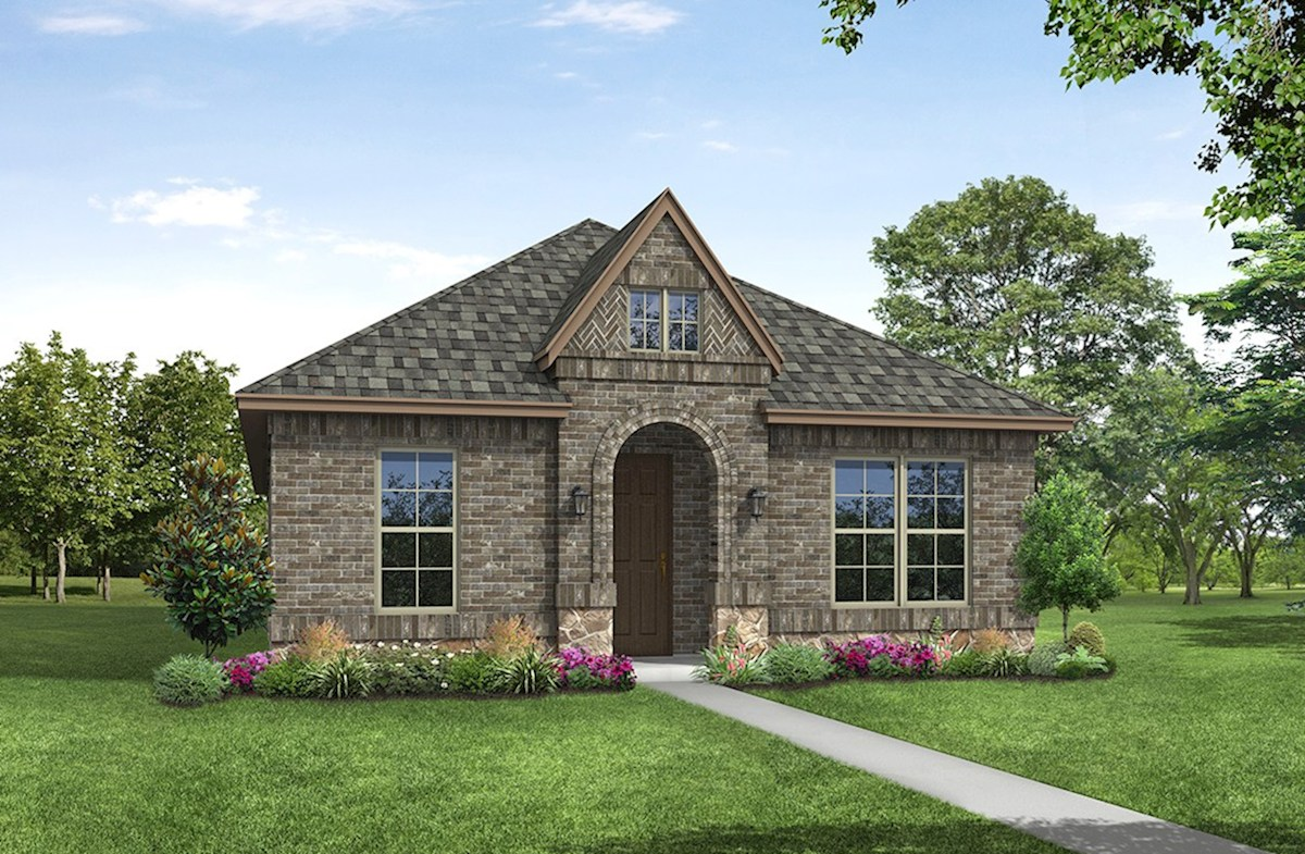 Wimberly Elevation Traditional A