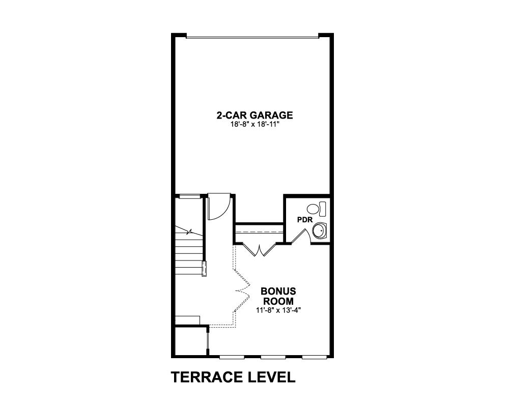 Choice options for 1st Floor