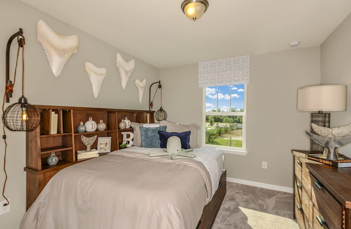 Avalon Park West Cypress Pointe Shark themed bedroom